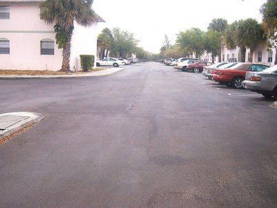Apartment Roads