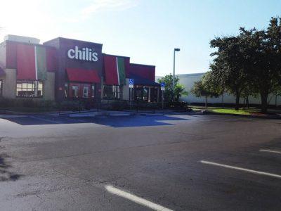 Chilis Parking Lot