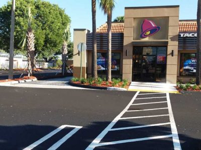 Taco Bell Parking Lot